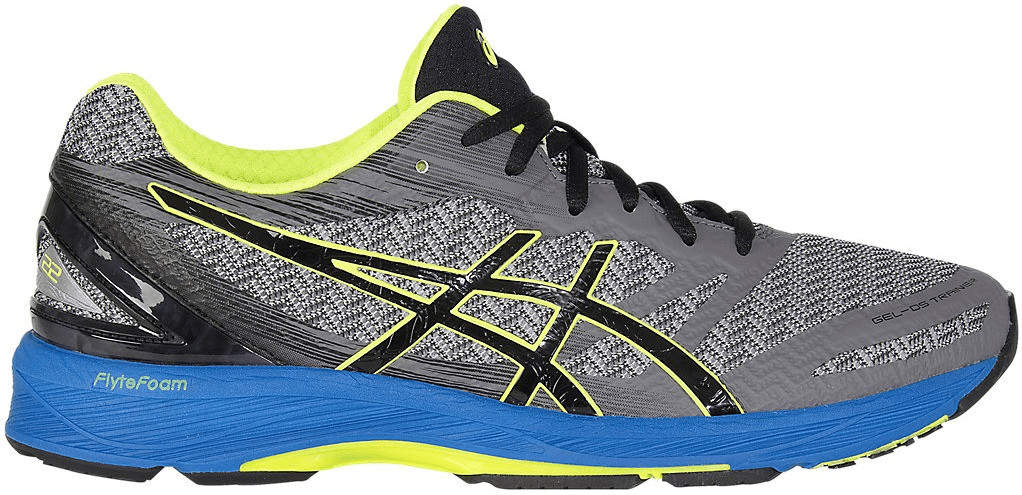 Asics Gel-DS Trainer 22 carbon/black/safety yellow