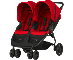 Image of Britax B-Agile Double Flame Red