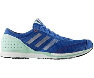4ac97595ff00 Buy Adidas adiZero Takumi Sen 3 blue silver metallic easy green from ...