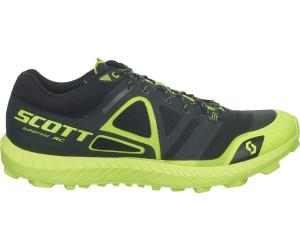 Scott Supertrac RC Shoe Schwarz-Gelb, Damen Trailrunning- & Laufschuh, Größe EU 42.5 - Farbe Black-Yellow Damen Trailrunning- & Laufschuh, Black - Yellow, Größe 42.5 - Schwarz-Gelb