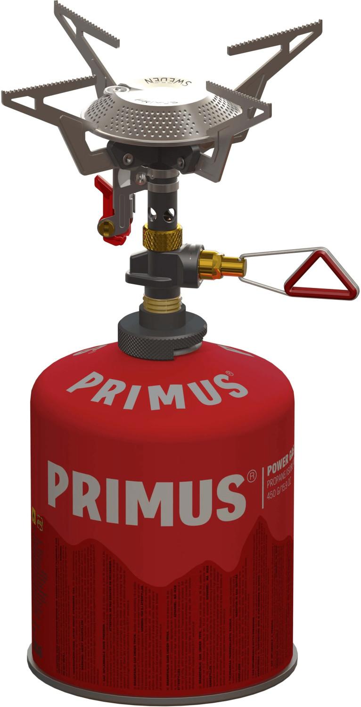 Primus Powertrail Duo valve
