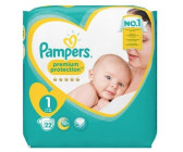 pampers premium protection new baby gr 1