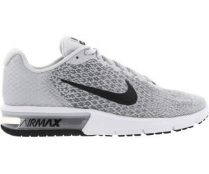 Nike Air Max Sequent 2 Platinum Blanco N852461 007 lkIY9 - zapatos ... fc2c8cf97eeed