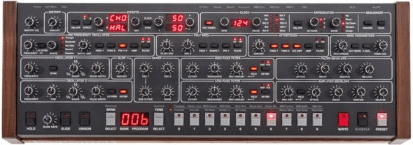 Image of Dave Smith Instruments Sequential Prophet-6 Module