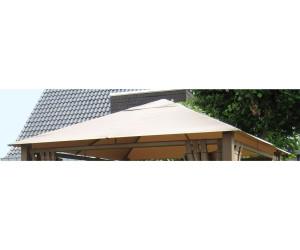 leco ersatzdach zu pavillon nomado 3x3m ab 89 00 preisvergleich bei