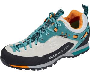 546d5b1ab8 Garmont Women's Dragontail LT GTX light grey/teal green au meilleur ...