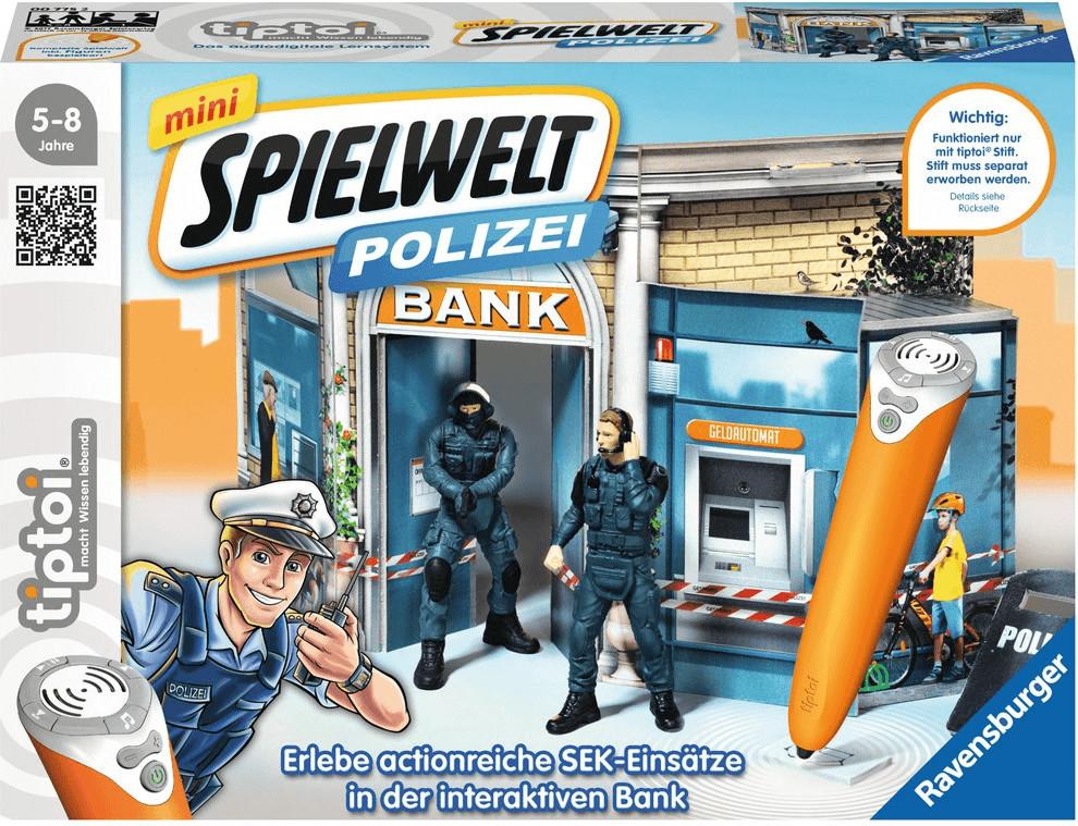 Ravensburger tiptoi mini Spielwelt Polizei (00775)