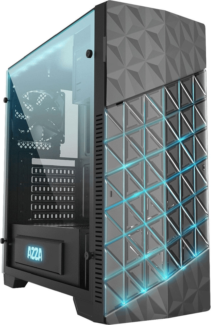 Image of AZZA Onyx 260x black