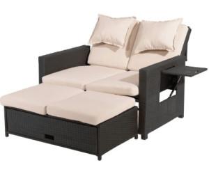 greemotion bahia loungesofa 2 sitzer ab 399 00 preisvergleich bei. Black Bedroom Furniture Sets. Home Design Ideas