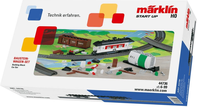 Märklin Bausteinwagen-Set (44736)