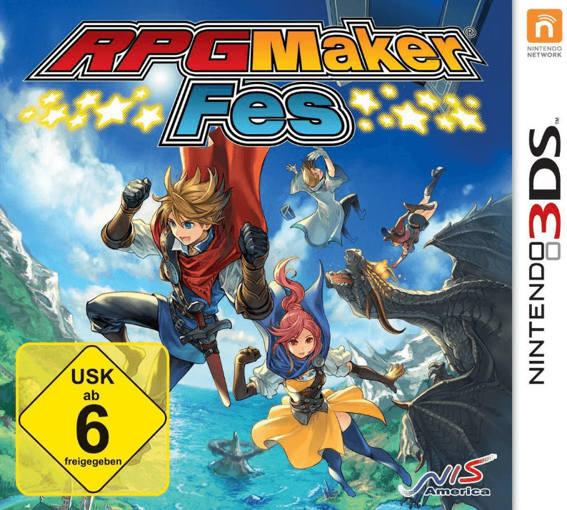 RPG Maker: Fes (3DS)