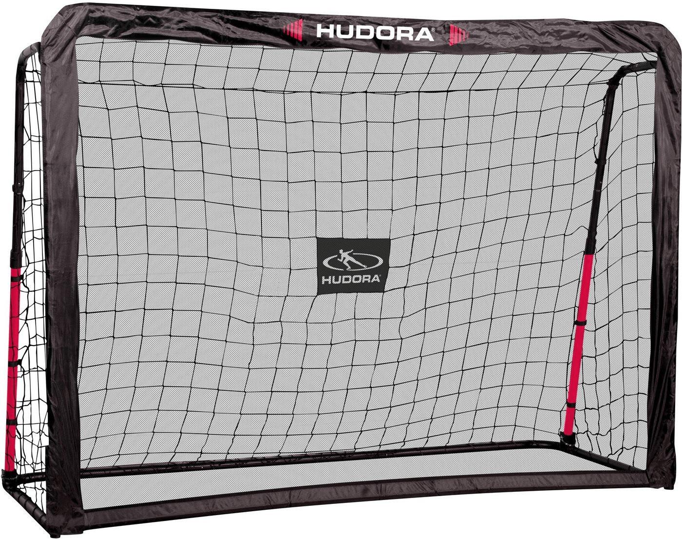 Hudora Football Goal Rebound 2 in 1