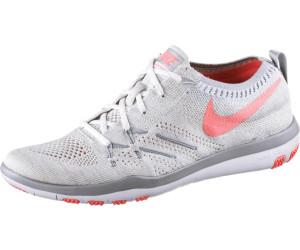 62886641e297 ... white wolf grey metallic silver bright melon. Nike Free TR Focus  Flyknit Women