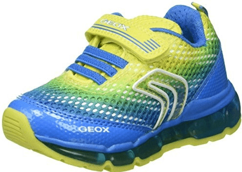 Geox Jr Android (J7244B) lime/light blue