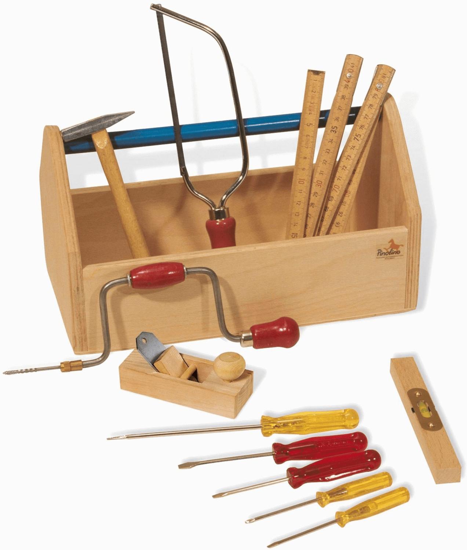 Pinolino Werkzeugkiste gefüllt (222317)