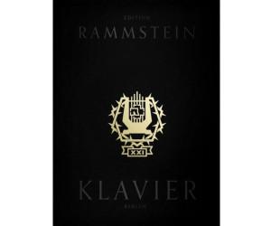 Bosworth Rammstein: XXI Notenbuch Klavier - inklusive CD