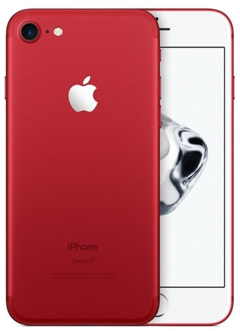 Image of Apple iPhone 7 128GB (PRODUCT)RED