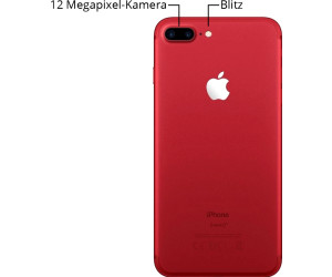 apple iphone 7 plus 128gb rot ab 790 85 preisvergleich. Black Bedroom Furniture Sets. Home Design Ideas