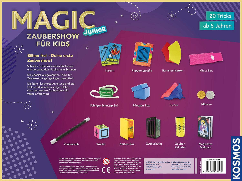 Kosmos Magic Zaubershow für Kids (698829)