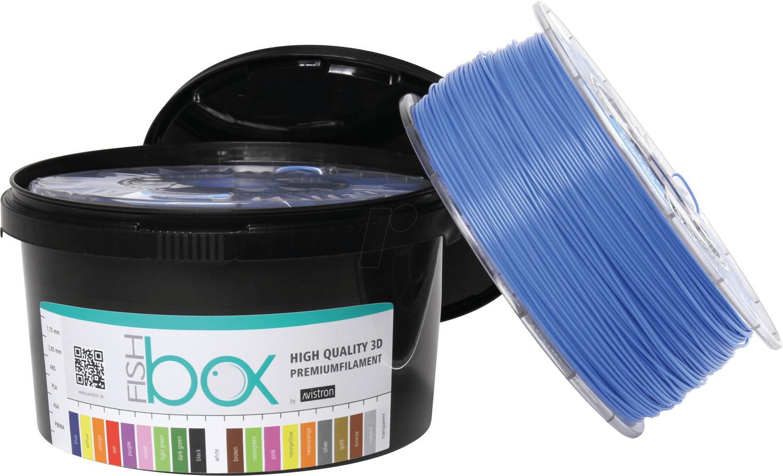 #Avistron ABS Filament blau (AV-ABS175-BLU)#
