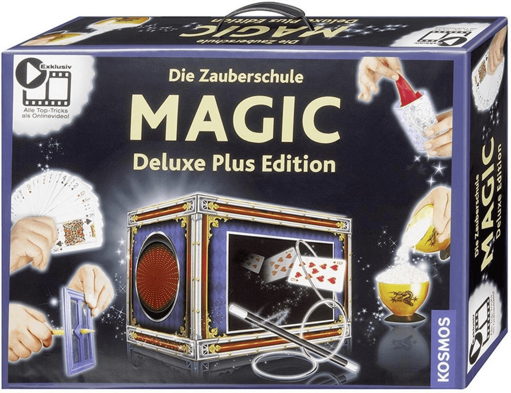 Kosmos Zauberschule Magic - Deluxe Plus Edition Edition (698805)