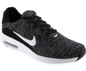 promo code f80d3 a7f68 Nike Air Max Modern Flyknit black/cool grey/university red ...