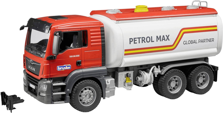 Bruder MAN TGS Tankwagen (03775)