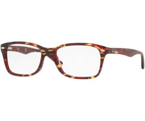 d2ff5bd76a Buy Ray-Ban RX5228 5710 (spotted red brown yellow) from £105.00 ...