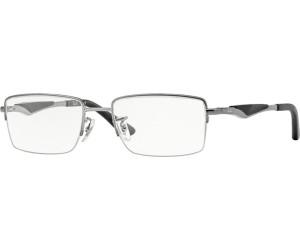 RAY BAN RAY-BAN Herren Brille » RX6285«, grau, 2502 - grau
