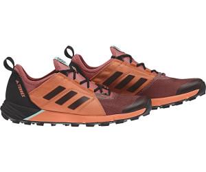 adidas Terrex Agravic Speed Orange-Rot, Damen EU 38 2/3 - Farbe Tactile Pink-Core Black-Easy Orange Damen Tactile Pink - Core Black - Easy Orange, Größe 38 2/3 - Orange-Rot