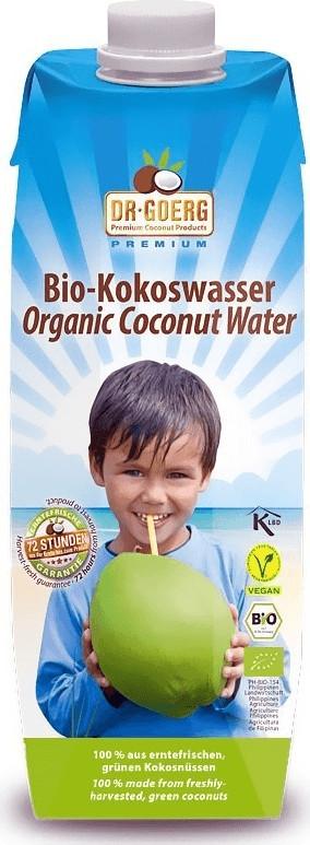 Dr. Goerg Bio-Kokoswasser (1l)