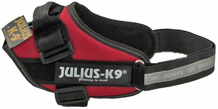Image of Julius K-9 IDC pettorina 3 rosso