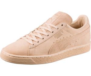 Puma Suede Classic, Zapatillas para Hombre, Beige (Pebble-Puma White-Puma White), 42 EU
