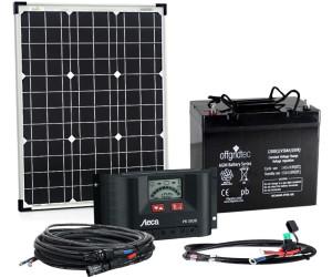 Offgridtec Solaranlage Big S 50w 50ah 12v Ab 314 90