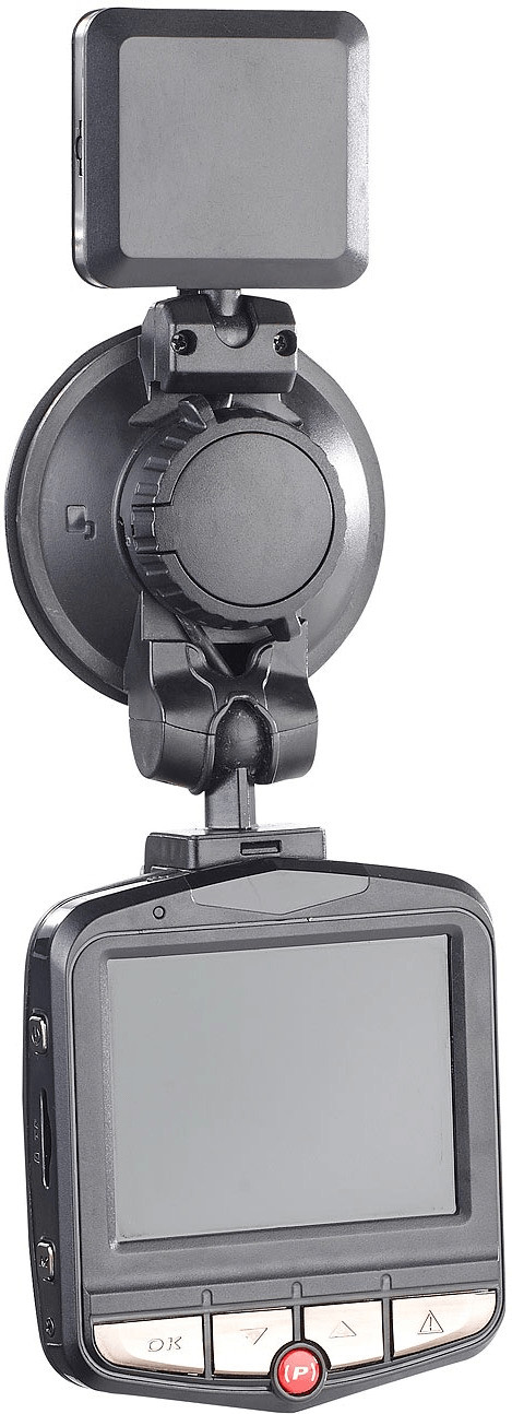 NavGear Full-HD-Dashcam MDV-2770.gps mit GPS & ...