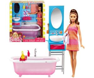 Barbie Möbel Badezimmer (DVX53) ab 16,27 € | Preisvergleich bei ...