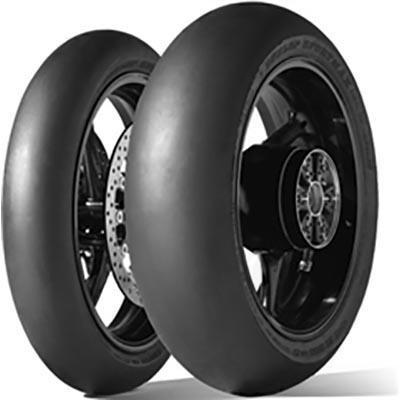 Dunlop Sportmax GP Racer D211 Slick 120/70 R17 M