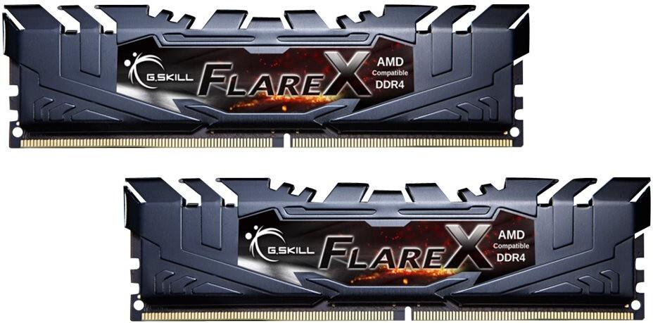 G.SKill Flare X 1&GB Kit DDR4-3200 CL14 (F4-320...