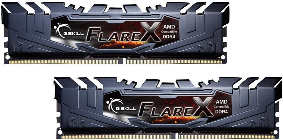 G.SKill Flare X 16GB Kit DDR4-3200 CL14 (F4-320...