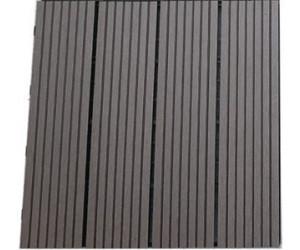 Home Deluxe Wpc Holzfliesen 30 X 30 Cm Dunkelbraun 11