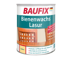 Baufix Bienenwachslasur 1 l farblos
