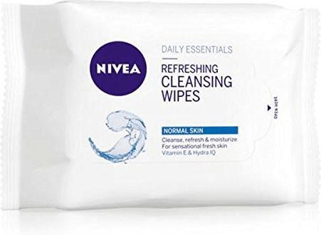 Nivea Nivea refreshing cleansing wipes (25 pcs.)