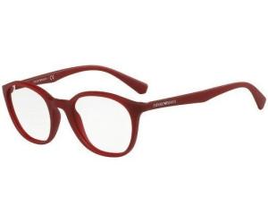 Emporio Armani Damen Brille » EA3079«, orange, 5506 - orange