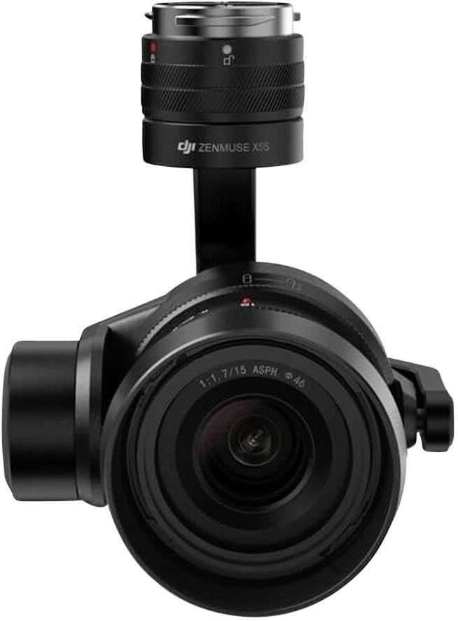 DJI Zenmuse X5S + 15 mm