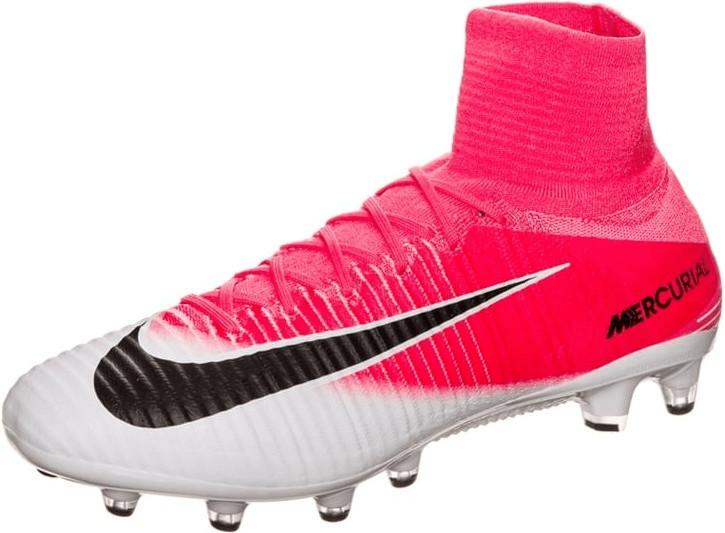 Nike Mercurial Superfly V AG-PRO racer pink/whi...
