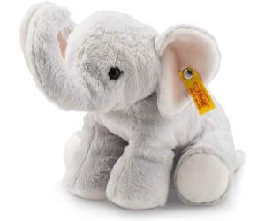 Plüschtier Steiff Benny Elefant grau sitzend 20 cm Stofftier Kuscheltier