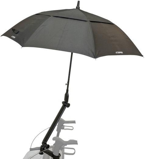 Topro Schirm mit Multifunktionsarm
