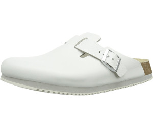 Birkenstock Boston Clog Damen weiß