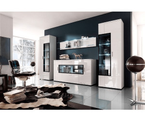 mca furniture corano wohnkombination iv hw101w04 ab preisvergleich bei. Black Bedroom Furniture Sets. Home Design Ideas