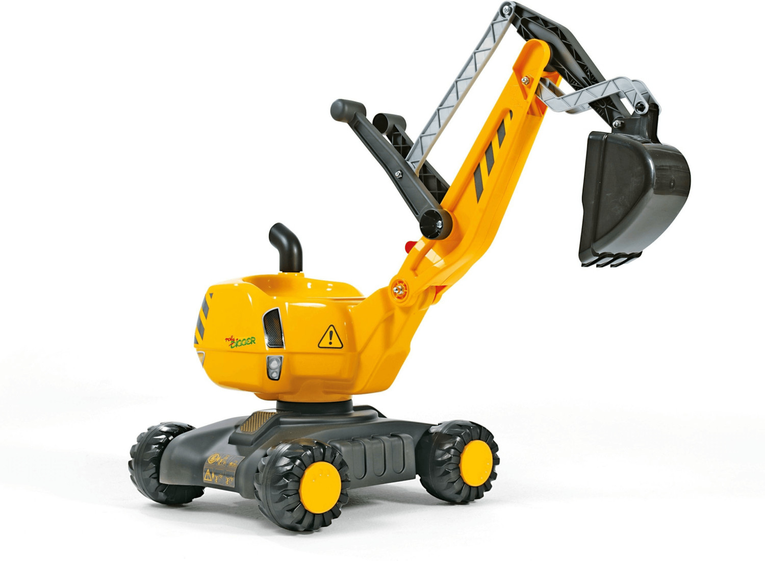 Image of Rolly Toys rollyDigger Ruspa scavatrice con ruote